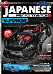 Japanese Performance February 2019 front cover